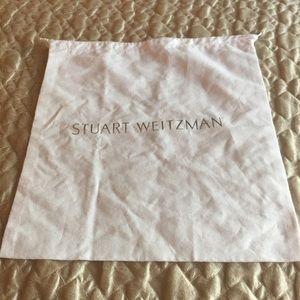 Stuart Weitzman dust bag